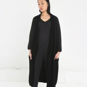 Sweaters - Kowtow long duster cardigan